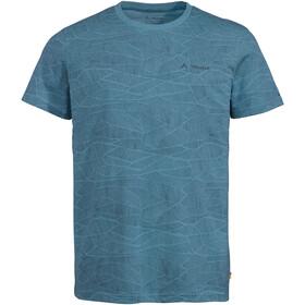 VAUDE Mineo Koszulka Mężczyźni, blue gray